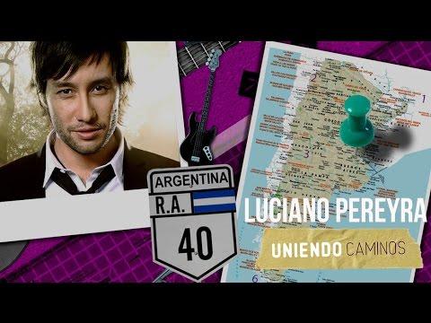 Luciano Pereyra video Su infancia - Uniendo Caminos - Programa 3