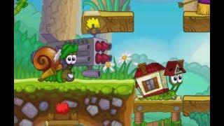 развивающие мультики для детей  мультик улитка боб серия 2 мультфильм головоломка для детей snail