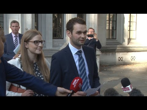 Daniel McArthur gives glory to God after Ashers' Supreme Court victory