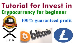 Crypto currency trading platform / no fee deposit & withdraw / Bitcoin, Ethereum trading