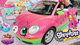 My Orbeez Golden Award! Shopkins Cutie Cars - New York City Toy Fair   Toys AndMe
