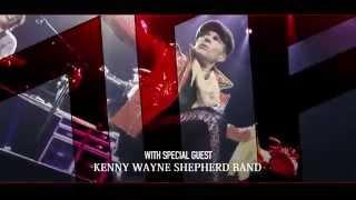 Van Halen Live in Concert