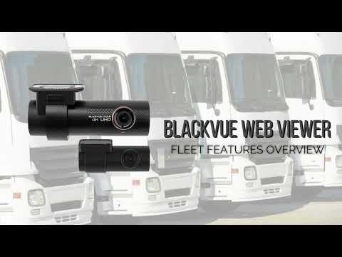 Web Viewer (Fleet Features)
