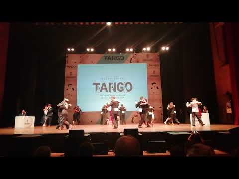 Semifinal Tango Pista Ronda 1 Festival Medellín 2019