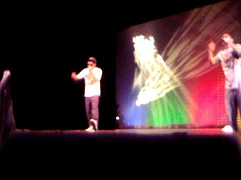 BillionDollarBoys AKA SABIH, T-SKILLZ, LOLO - Jub We Met ( La MIrada Performing Arts Center)
