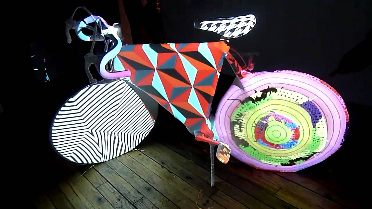 This Bike Makes Psychedelics Seem Redundant