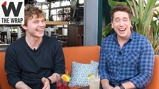 Evan Peters, 'X-Men: Days of Future Past' Star Evan Peters on Spazzing Out as Quicksilver