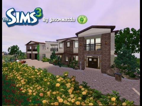 The Sims 3 House Designs Need A New Sims 3 House We Have