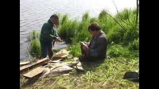 Мужицкие забавы на севере Западной Сибири. Man
