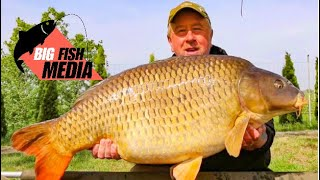 Carpfishing With Steve Briggs