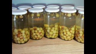 Компот виноградный на зиму. Самый простой рецепт! Проверенный годами.