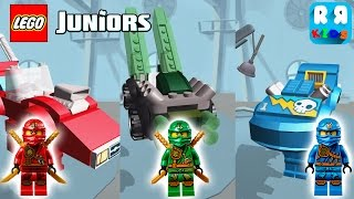 LEGO Juniors Create & Cruise - Race with All Heroes Ninjago Part 20