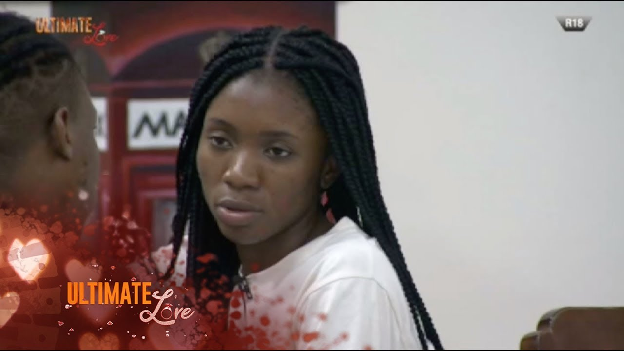 Ultimate Love 2020 March 7th Highlight - Theresa's temper: Between Iyke And Theresa