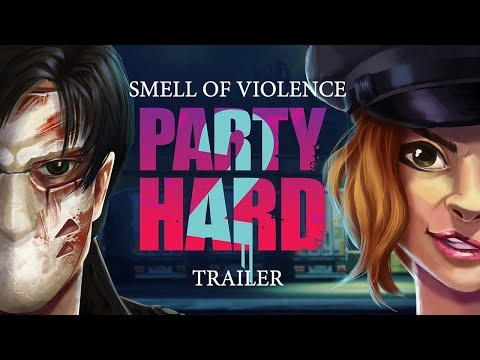 Party Hard 2 - Smell of Violence Trailer | October 25th on Steam thumbnail