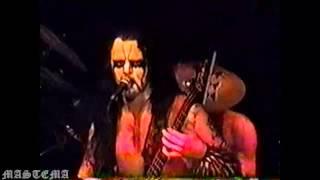 Dark Funeral - The Dawn No More Rises - Live