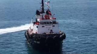 Día de la Marina Armada de México en La Paz BCS