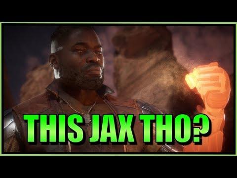 SonicFox -  Rewind's Jax Is Solid 【Mortal Kombat 11】