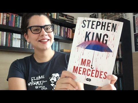 MR. MERCEDES, de Stephen King + SORTEIO