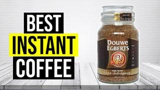BEST INSTANT COFFEE 2020 - Top 5