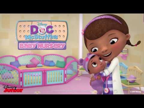 Vídeo do Doc McStuffins: Baby Nursery