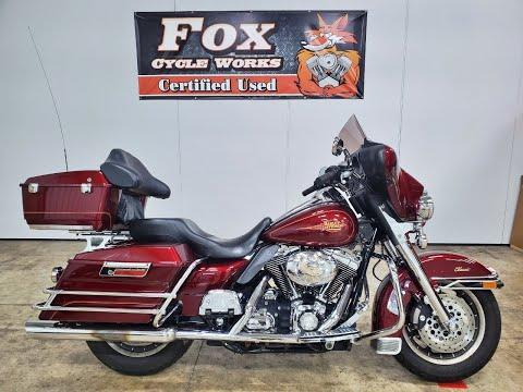 2008 Harley-Davidson Electra Glide® Classic in Sandusky, Ohio - Video 1