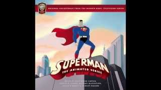 Superman The Animated Series Soundtrack: Clark's First Flight