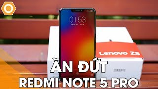 Smartphone này qua mặt Redmi Note 5 Pro?