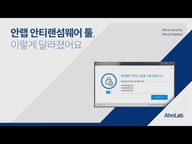 AhnLab EPS (안랩)