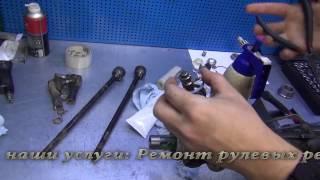 Ремонт рулевой рейки Фольксваген Крафтер . Ремонт рулевой рейки на Volkswagen в СПб