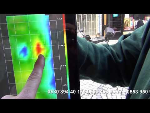 Geo X4 Yeraltı Görüntüleme Test