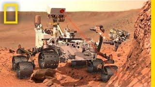 Bethany Ehlmann: Commanding Robots on Mars | Nat Geo Live thumbnail
