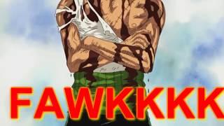 Uzumaki Khan's reaction to Zoro's scene 'Nothing Happened'
