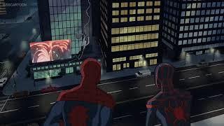 Spider-Gwen Scenes In Ultimate Spider-Man Part 1