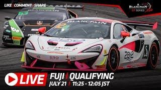 Blancpain_GT_Asia - Fuji2018 Qualifying Full