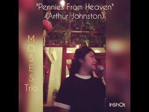 Pennies from heaven - arthur johnston, Vocal cover by windy hariyadi