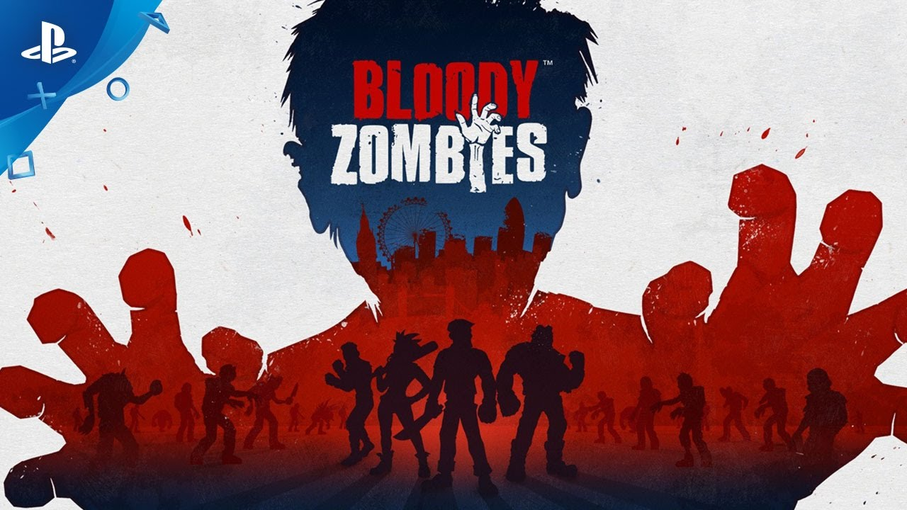 Bloody Zombies is a Co-op Brawler Coming Soon to PS4 and PS VR