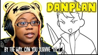 "By The Way, Can You Survive ""Us""? by DanPlan 