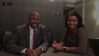 BPA Partner Dee Dee Bass Wilbon's Exclusive Interview with Dr. Ben Carson