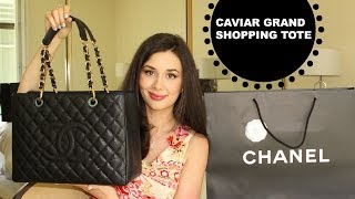 Chanel Handbag Haul: Grand Shopping Tote Unboxing