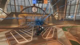 DIRTY Rocket League Goal