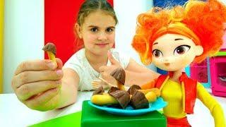 Мультики для девочек - Сказочный патруль идет за грибами