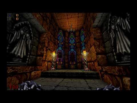 Легендарный Hexen получил новые HD текстуры