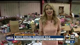 Smart Shopper: Annual rummage sale