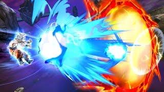 Can Any Ultimates Stop Jiren's Colossal Slash?! - Dragon Ball Xenoverse 2