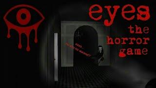 Осмотр и прохождение игры Eyes horror game.