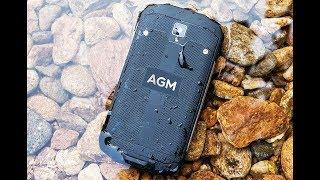 📱 Смартфон AGM A8. Лучший Защищенный Смартфон до 150$. АЛИЭКСПРЕСС РУЛИТ !