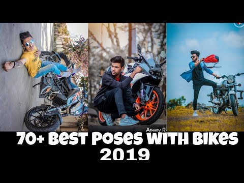 70+ best pose with bikes for boys |2019| Best poses with bikes for men 2019