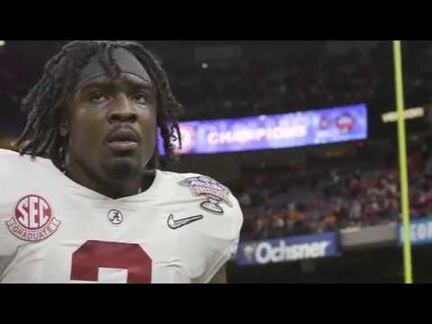 The University of Alabama: Sights of the Sugar Bowl (2018)
