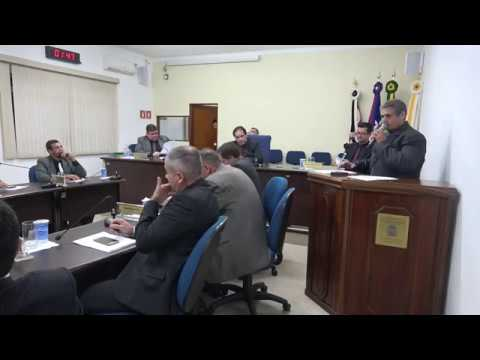 Tribuna Vereador Irineu Machado dia 18 de Junho de 2019