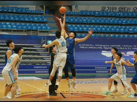 20210630 제102회 전국체육대회 인천광역시 농구 대표선수 선발전